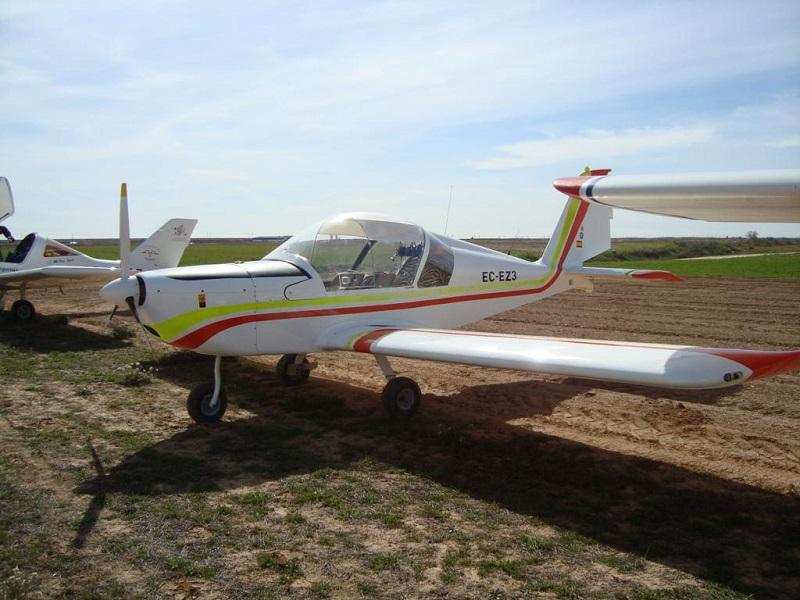 Qué es un avión ULM