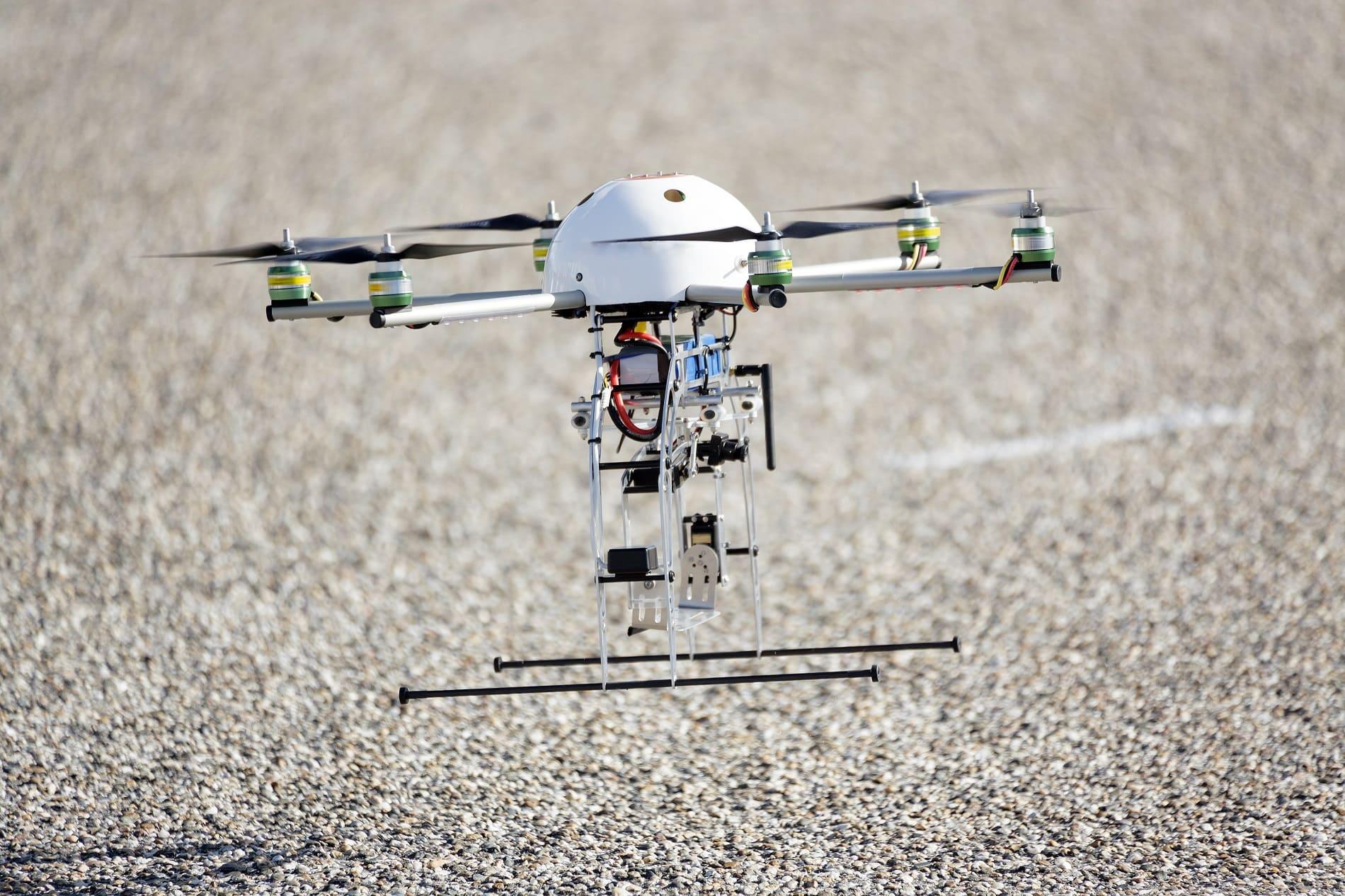 Curso Piloto de Dron Servicios