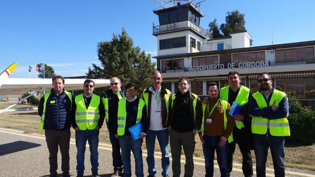 Instructores de Vuelo en el Aeropuerto de Córdoba
